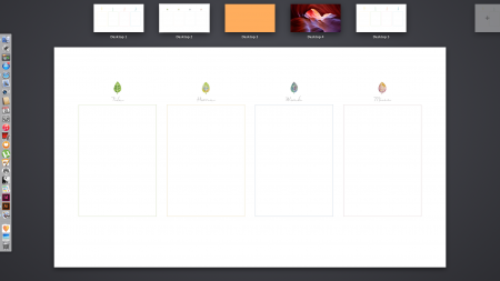 Mac Multiple Desktops or Spaces