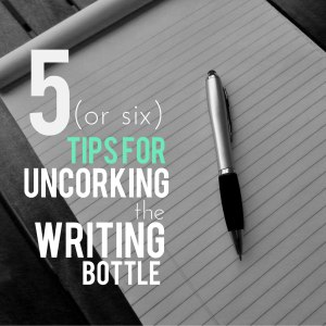 5 writing tips