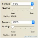 resizing jpegs for blogs and pinterest |http://www.jessiecostin.com